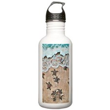 Race To The Sea  Water Bottle