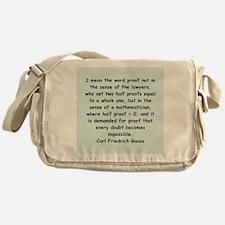 gauss3.png Messenger Bag