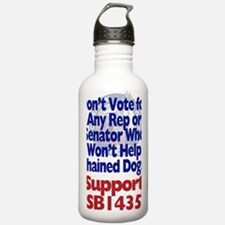 sign3 Water Bottle