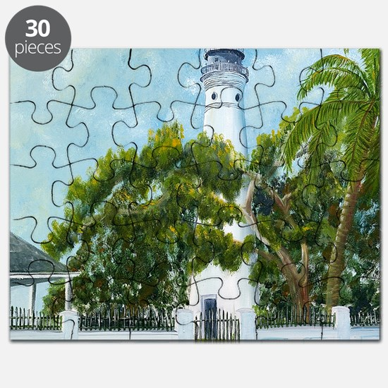 Key West Light square copy Puzzle
