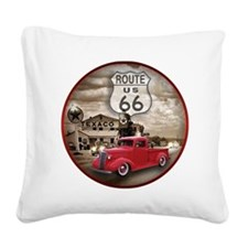 R6605 Square Canvas Pillow