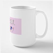 pt purple rect Mug