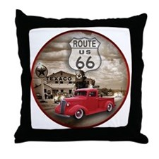 R6605 Throw Pillow