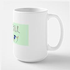 pt green rect Mug