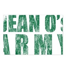 Dean-army Postcards (Package of 8)