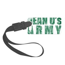 Dean-army Luggage Tag