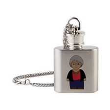 Deano Flask Necklace