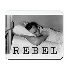 Retro Rebel Mousepad