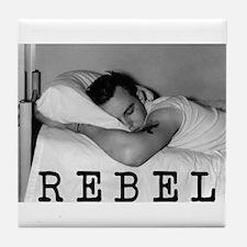 Retro Rebel Tile Coaster