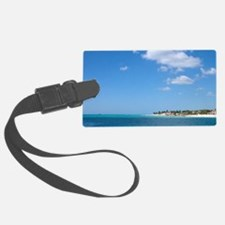 Mexico, Cozumel, resorts along c Luggage Tag