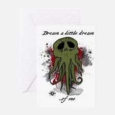 dream_a_little_dream Greeting Card