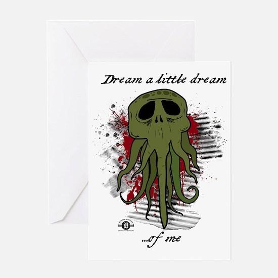dream_a_little_dream Greeting Card
