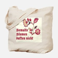 germanFlowers Tote Bag