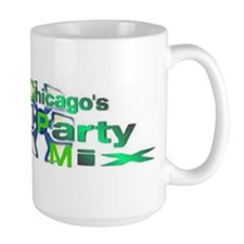 Chicago's Party Mix Mug