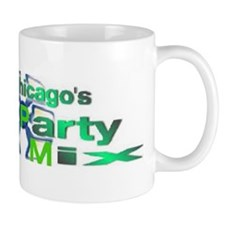 Chicago's Party Mix Mug