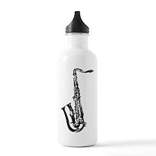 Sax Water Bottle