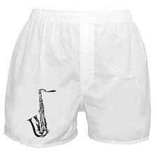 Sax Boxer Shorts