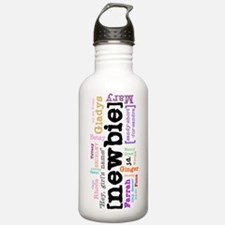 girls-names-sw Water Bottle