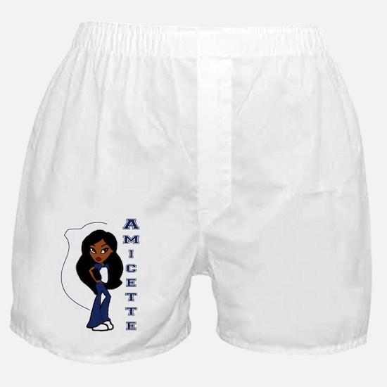 amicettegirl Boxer Shorts