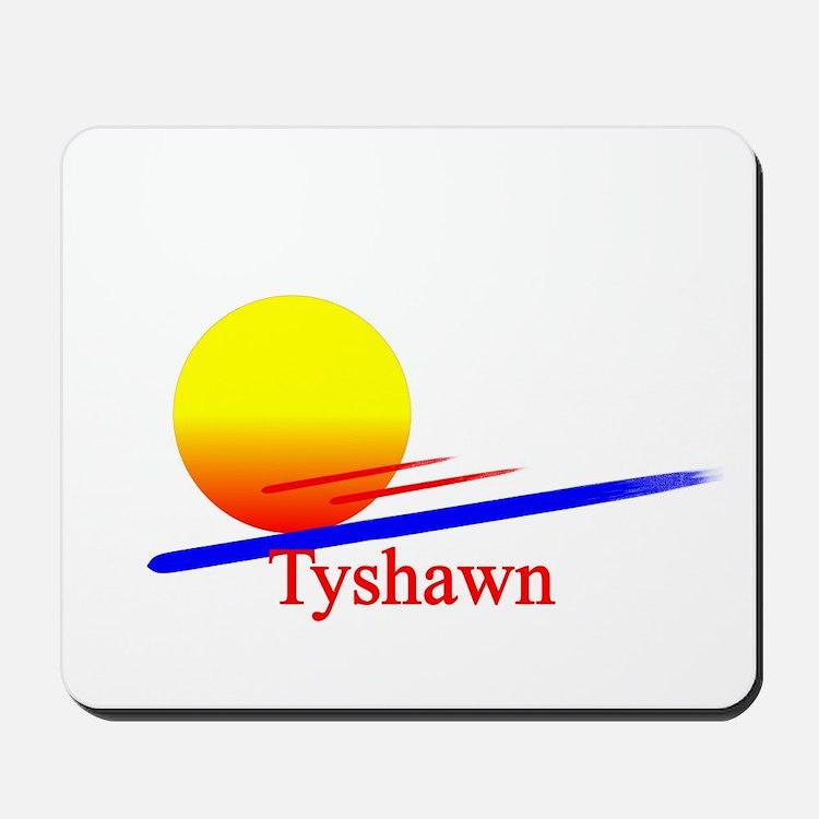 Tyshawn Mousepad