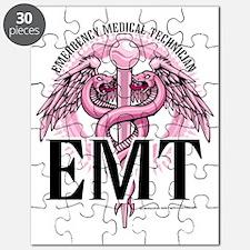 EMT-Pink-Caduceus Puzzle