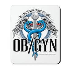OBGYN-Blue Mousepad