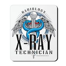X-Ray-Tech-Caduceus Mousepad