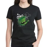 Clovers Women's Dark T-Shirt