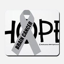 Brain-Cancer-Hope Mousepad
