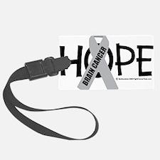 Brain-Cancer-Hope Luggage Tag