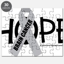 Brain-Cancer-Hope Puzzle