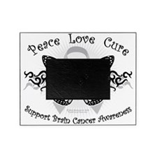 Brain-Cancer-Tribal-Butterfly Picture Frame