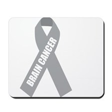 Brain-Cancer-Hope-blk Mousepad