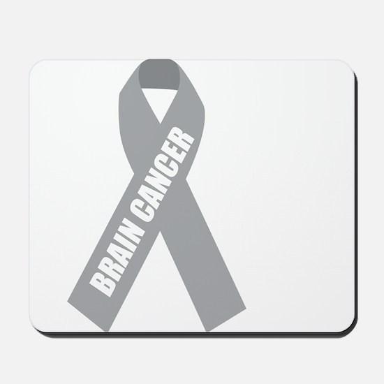 Brain-Cancer-Hope-blk Mousepad