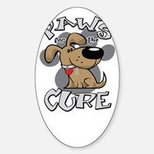 Paws-for-the-Cure-Dog-BRAIN-Cancer- Decal