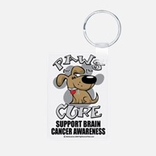 Paws-for-the-Cure-Dog-BRAI Keychains