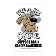 Paws-for-the-Cure-Dog-BRAIN-Ca Decal