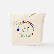 ot round Tote Bag