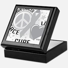 Brain-Cancer-PLC Keepsake Box