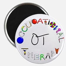 ot round Magnet