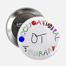 """ot round 2.25"""" Button"""