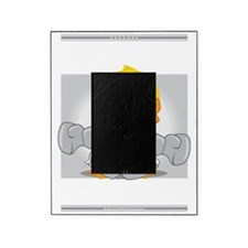 Knock-Out-Brain-Cancer-blk Picture Frame