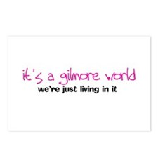 It's a Gilmore World Postcards (Package of 8)