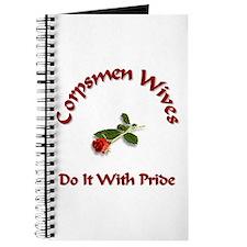 navy corpsmen wives Journal