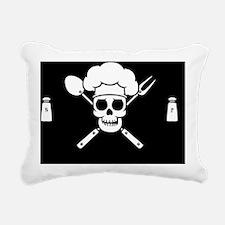 chef-pirate-OV Rectangular Canvas Pillow