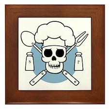 chef-pirate-LTT Framed Tile
