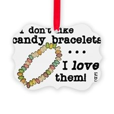 scrubs-candy-bracelets Ornament