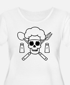 chef-pirate-T T-Shirt