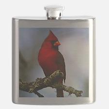 Cardinal Flask