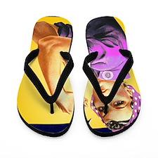 rosiecuresolid Flip Flops